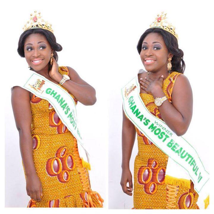Emefa Adeti, Ghana?s Most Beautiful 2012