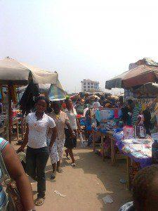 Kasoa Market
