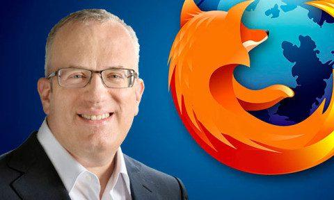 Mozilla chief executive Brendan Eich1