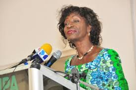 Sherry Hanny Ayittey, Minister of Health