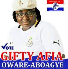 Gifty Oware Aboagye