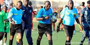 The Executive Committee of the Ghana Football Association (GFA) has approved the decision of the Match Review Panel to ban referee E.R. Biney for his performance during the recent match between Asante Kotoko and Heart of Lions.