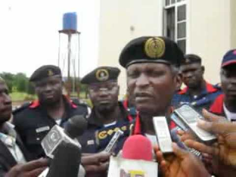 Re: Peter Obi?s Money Laundry, Lands NSCDC Boss In Trouble | News Ghana