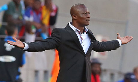 Kwesi Appiah needs no foreign advisor to perform at the 2014 World Cup.