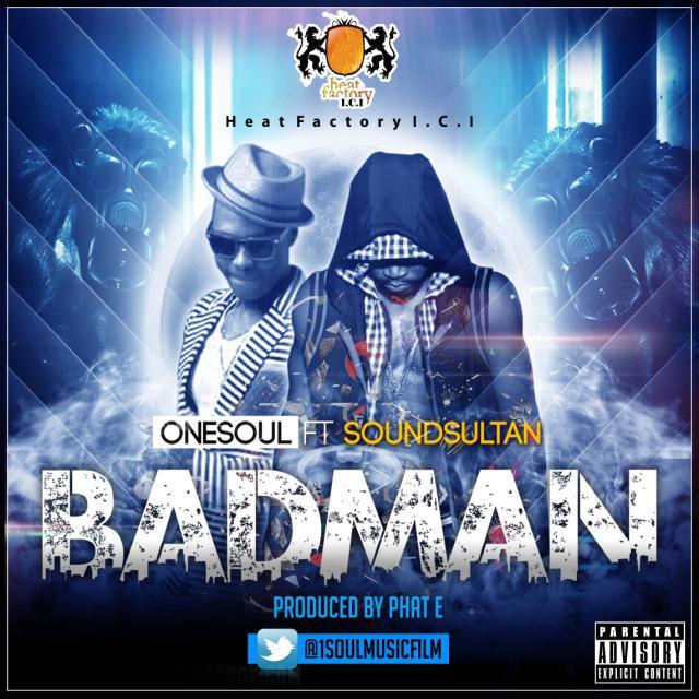 BadMan Cover logo