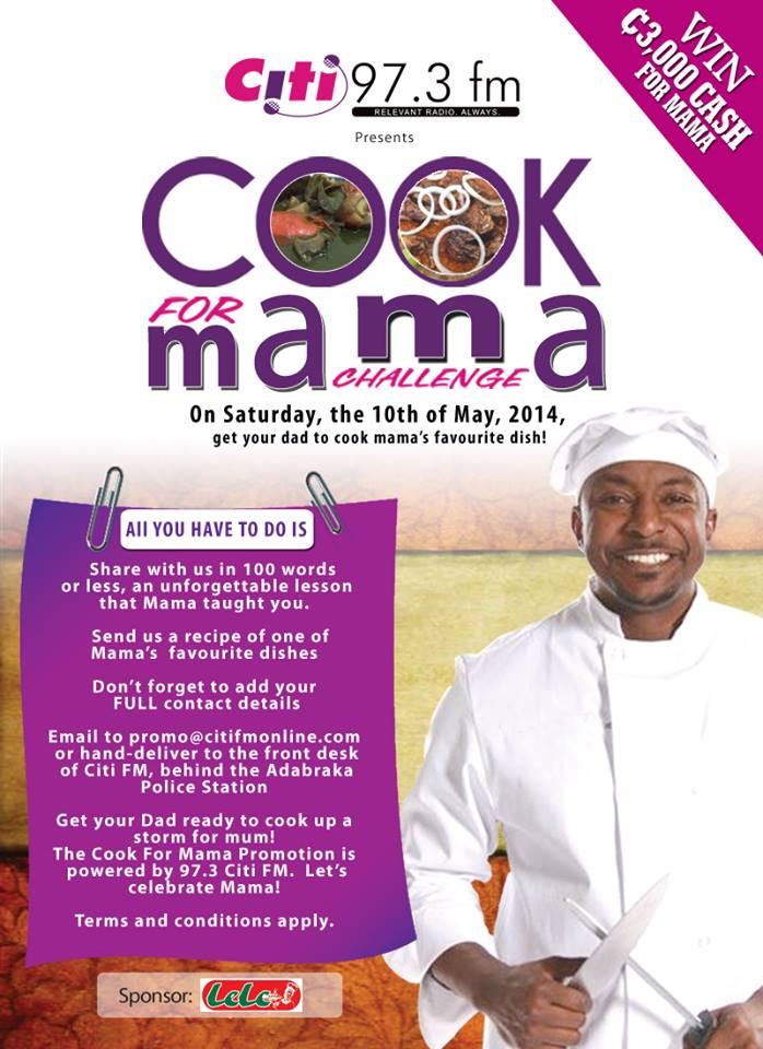 Cook 4 Mama Poster