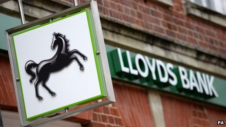 Lloyds operates more than 2,000 branches through its Lloyds Bank, Halifax and Bank of Scotland brands  ?