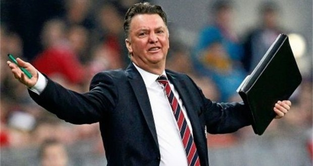 Incoming Manchester United Manager, Louis Van Gaal