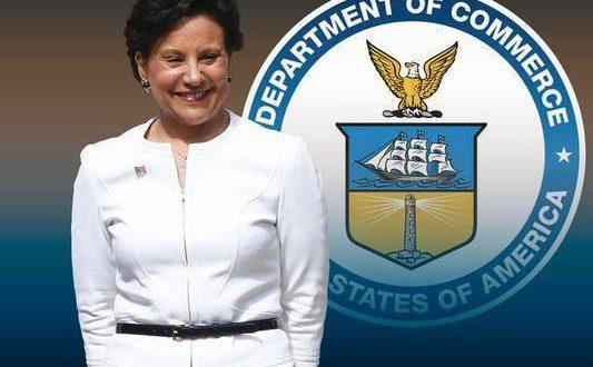 Penny Pritzker, America?s Secretary of Commerce