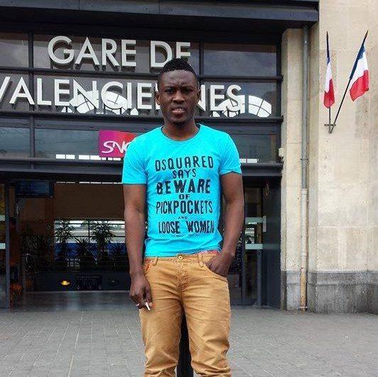 Abdul Waris is in Ghana already