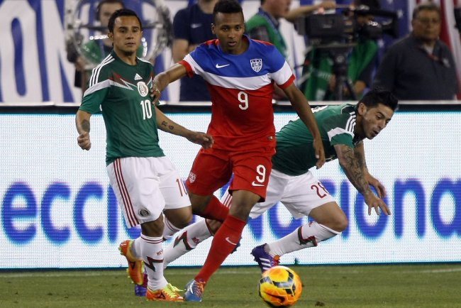 Julian Green needs to be a surprise package for the USMNT in Brazil.