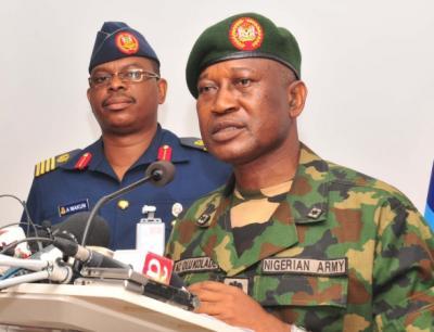 Maj.-Gen. Chris Olukolade