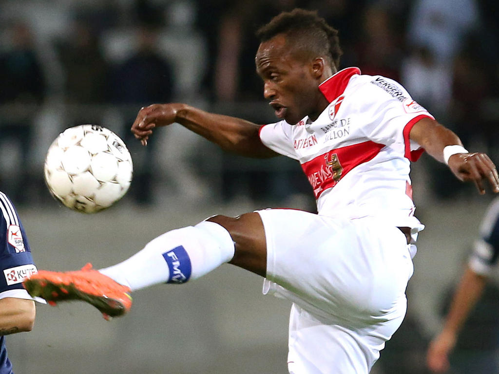 Ishmael Yartey scored for FC Sion in the Swiss Super League