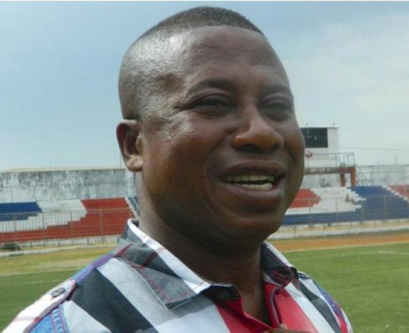 Kobina Amissah has been handed permanent as Gold Stars coach