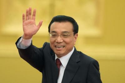 Chinese Prime Minister, Li Keqlang