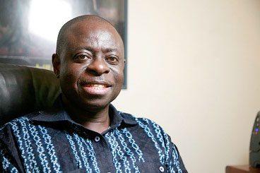 Prof Gyimah Boadi
