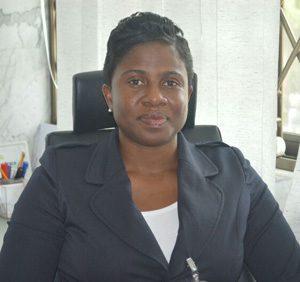 Sharon Oko-Matey