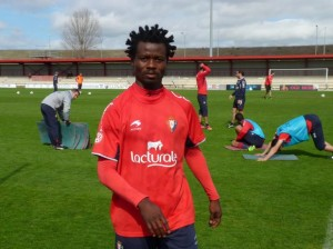 Schalke's Ghanaian midfielder Anthony Annan linked with Holland switch