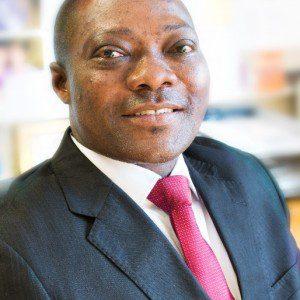 Alfred Baku - 2nd Vice President