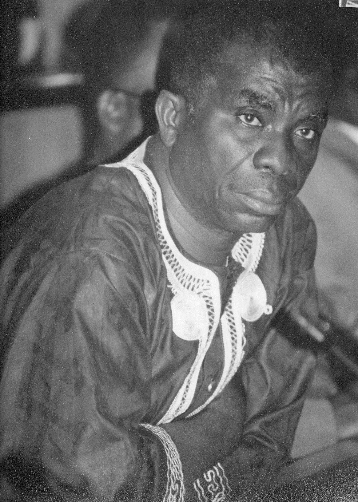 The Late Hon Kojo Armah