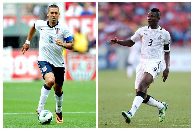 Ghana and USA set to renew rivalry
