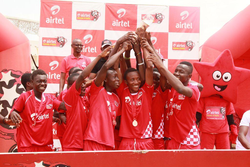 Upper West Boys winners