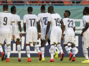 Ghana laying low ahead of U.S. clash