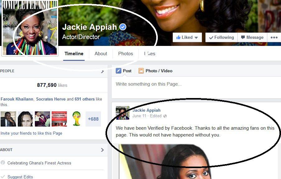 jackie appiah facebook