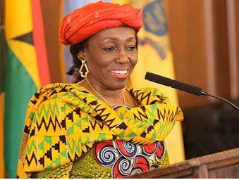 Nana Konadu Agyeman-Rawlings - 31st DWM Leader