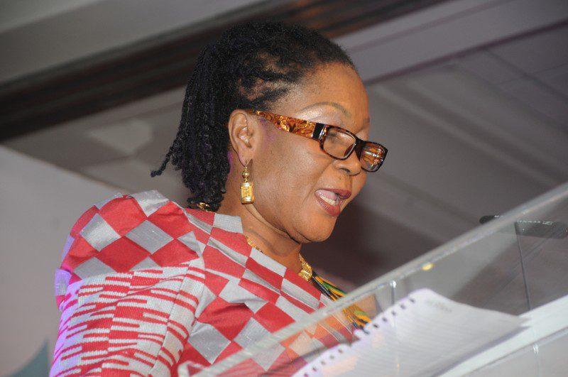 First Lady, Mrs Lordina Mahama