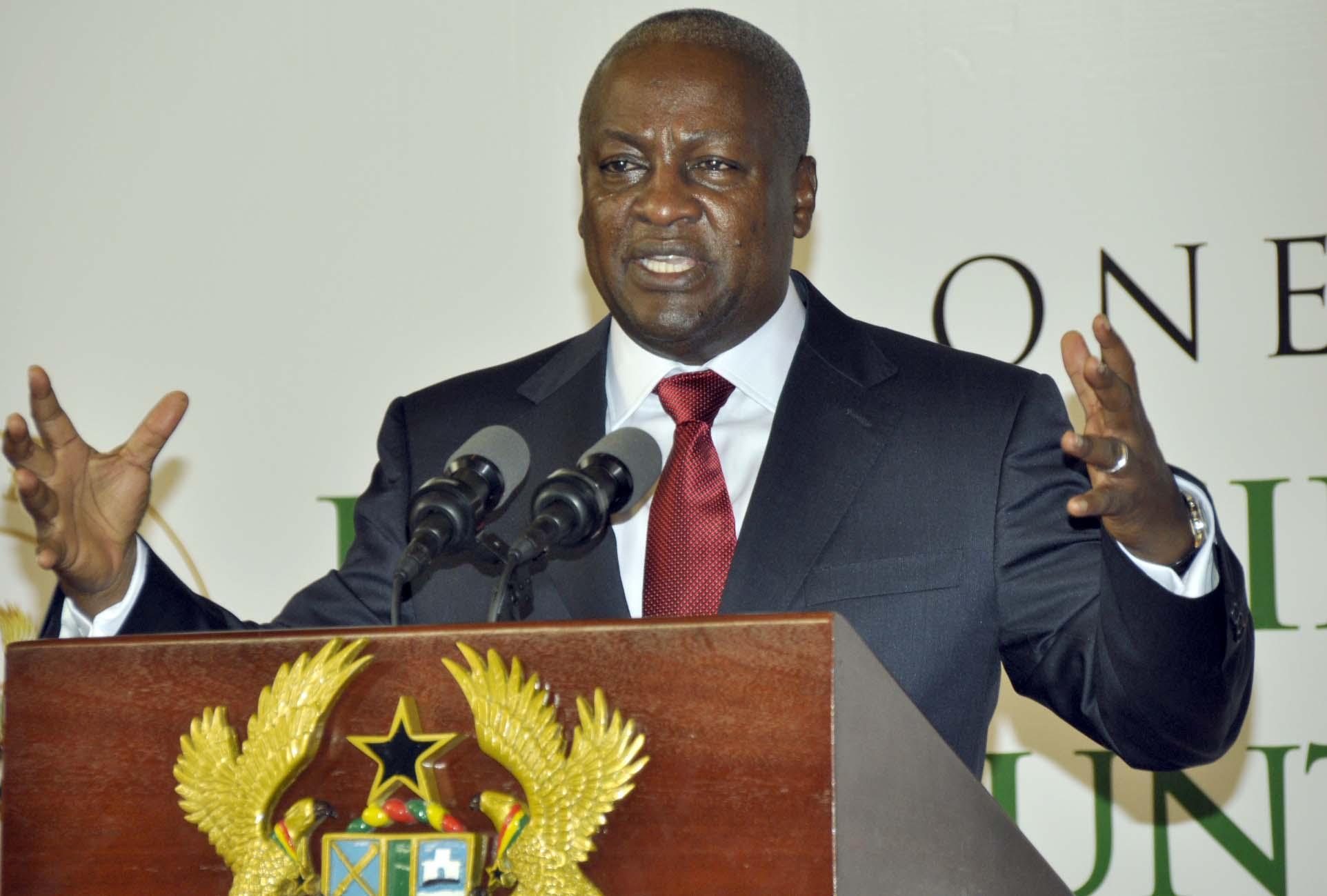 John-Mahama-elected-ECOWAS-chair