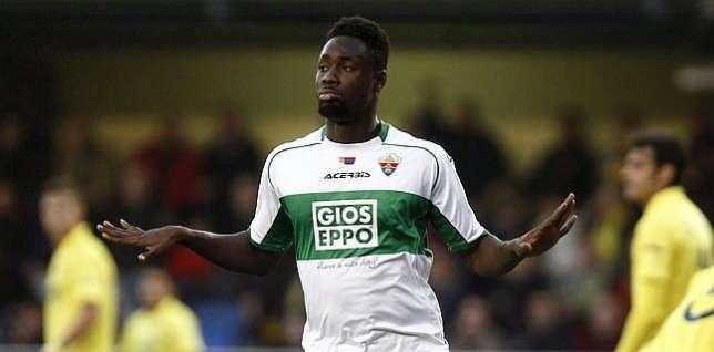Atalanta seeking to sign Ghana forward Boakye-Yiadom from Juventus