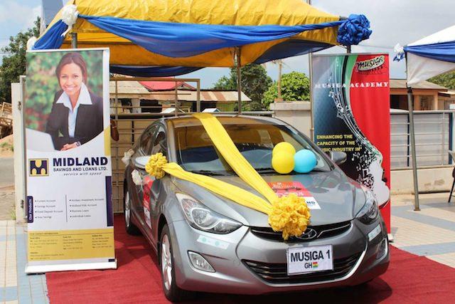 Hyundai Elantra car Prize