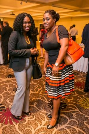 Red Communication Lead, Daphne Akatugba and Thisday Style Assitant Editor Funke Babs -Kufieji