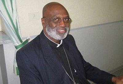 Rev Palmer Buckle
