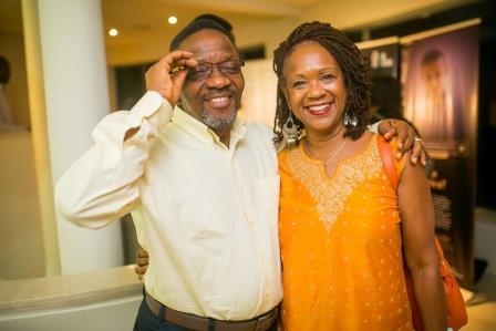 Rhonda Jiwatson and Nicolas Ahouandjinou (1)