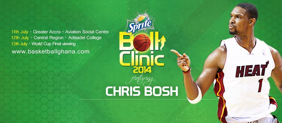 chris bosh in ghana