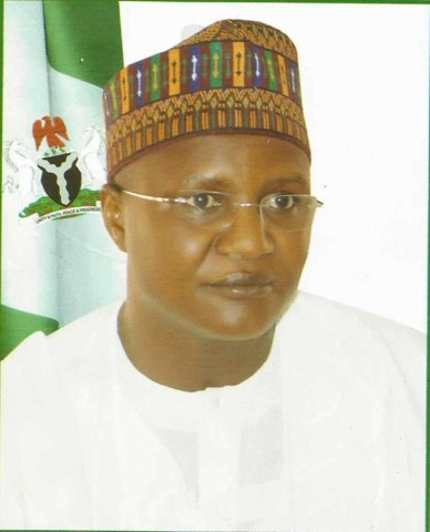 Deputy governor of Nasarawa State, Hon Dameshi B. Luka