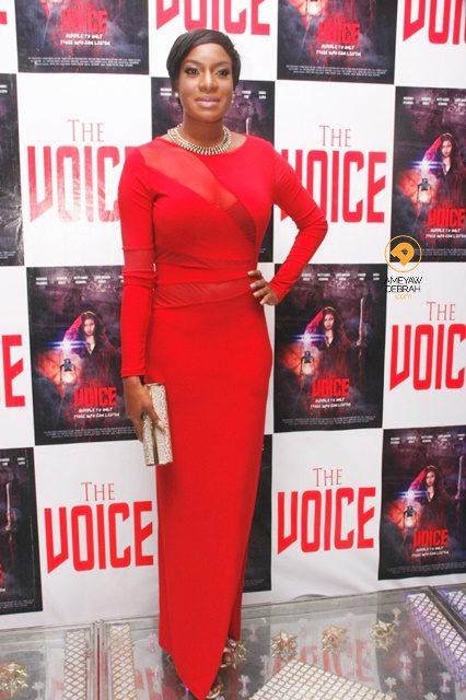 the voice movie premiere (12)