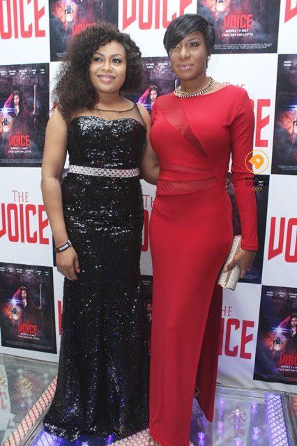the voice movie premiere (13)