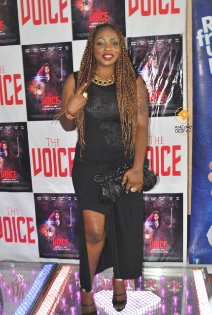the voice movie premiere (14)