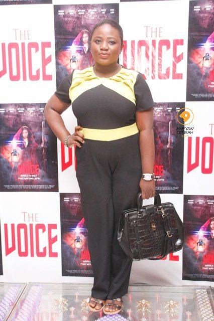 the voice movie premiere (5)