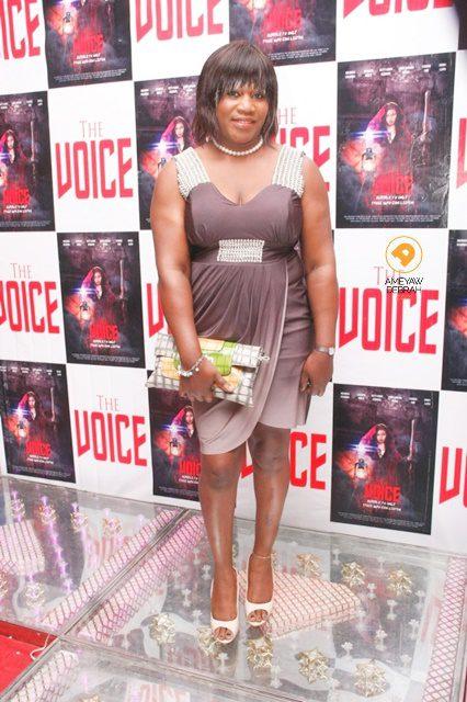the voice movie premiere (7)