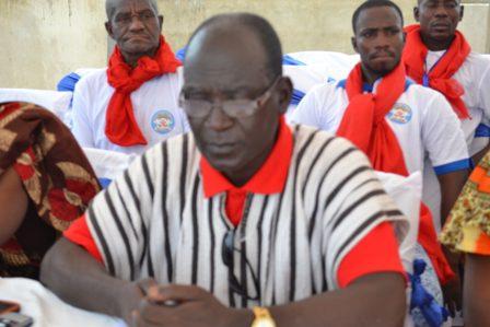 Nana Owusu Boamah Spokesperson for  Abbeyman