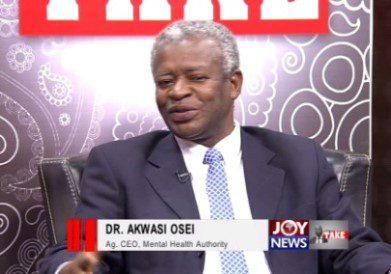 Dr Akwasi Osei