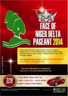 Face of Niger Delta 2014