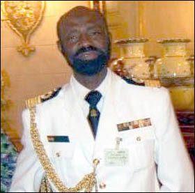 Rear Admiral Mohammed Munir Tahiru