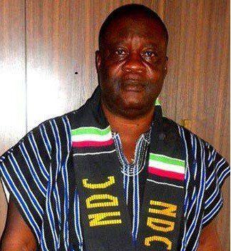 Stephen Akwetey