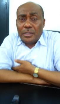 DR IKANYA IBIAMU DAVIES THE APC RS INTERIM CHAIRMAN