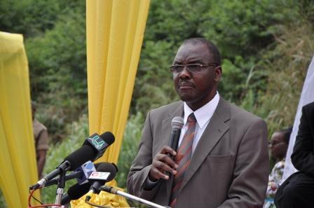 Prof William Otoo Ellis, Vice Chancellor of KNUST